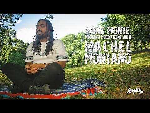 Monk Monte: Monarch Meditations with Machel Montano | LargeUp TV