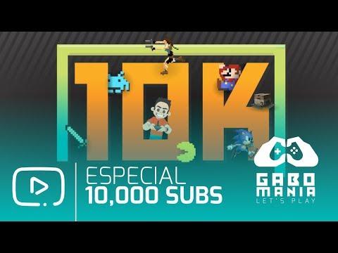 🎉 ¡Especial 10,000 subs!
