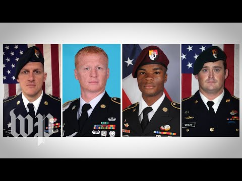 Here's what the long-awaited Pentagon report on the 2017 Niger attack said