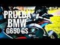 HABLEMOS DE LA BMW G650 GS | PROS Y CONTRAS | PRECIOS Y MANTENIMIENTOS