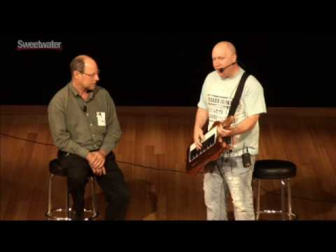 MusicLab RealGuitar Demo - Sweetwater
