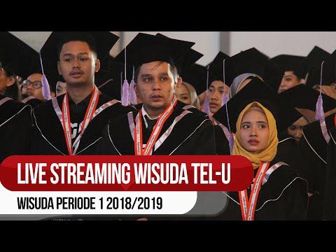 Telkom University Graduation Ceremony 2018/2019 (FIK, FRI & FKB)