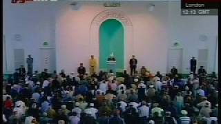 Friday Sermon 5th October 2007 (Urdu)