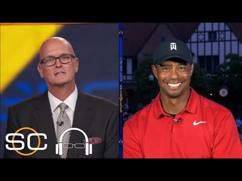 Tiger Woods describes emotions after winning Tour Championship  SC with SVP  ESPN