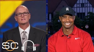 Tiger Woods describes emotions after winning Tour Championship | SC with SVP | ESPN