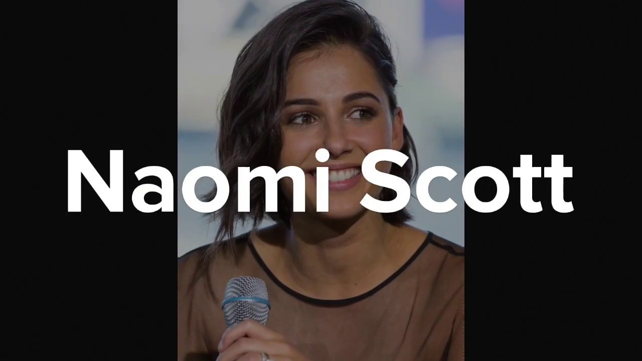 see through Video Naomi Scott naked photo 2017