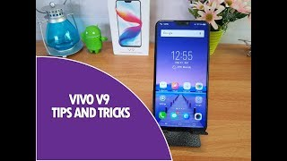 Vivo V9 Tips, Tricks and Features (Fun Touch OS 4.0)