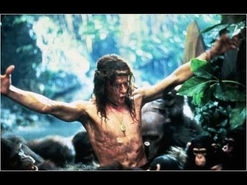 Die Legende Von Tarzan