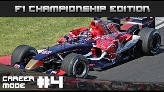 Formula One Championship Edition Career Mode - Round 4 San Marino Grand Prix