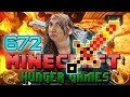 """NO WINNER WTF MOMENT!"" Minecraft: Hunger Games w/Bajan Canadian! Game 672"