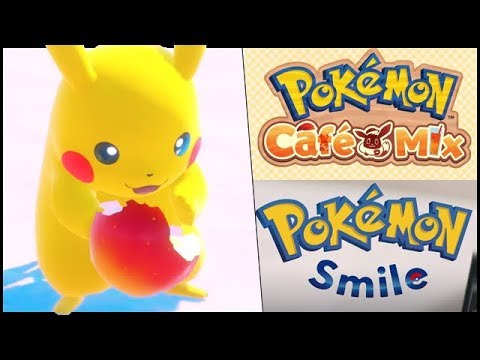 FOUR NEW POKEMON GAMES ANNOUNCED - Release Dates, Speculation And MORE