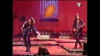 """Heroes Del Silencio """"Maldito duende"""" (Iñaki, los jueves - Canal 9) 1991"""