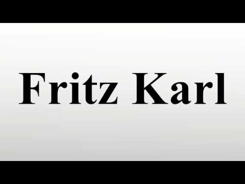 Fritz Karl