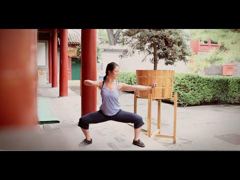 8 Brocades Qigong Practice