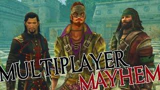 Assassin's Creed 4 Multiplayer Mayhem - Episode 3 (Deathmatch Gameplay)
