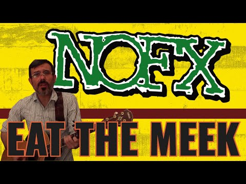 NOFX - EAT THE MEEK (Cover)