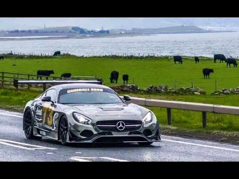 2016 Gumball 3000  with Team Galag