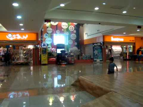 Ryan in Discovery Mall, Kuwait