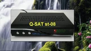 Как прошить Q-SAT st-08