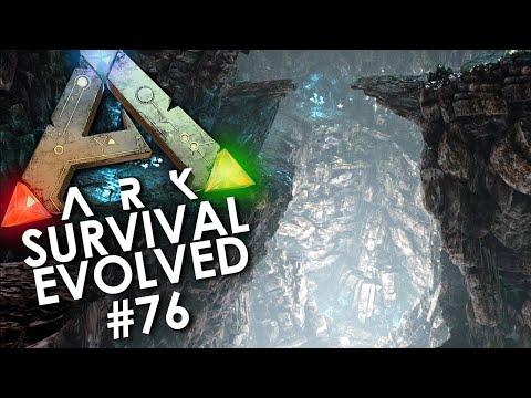 ARK: Survival Evolved - Episode 76 | DEATH ISLAND CAVE! Artifact of the Devourer!