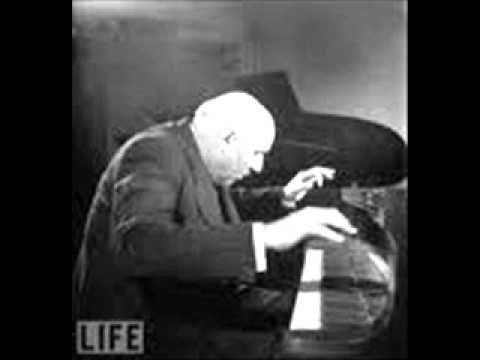 Walter Gieseking plays Chopin Barcarolle Op. 60 (1956 rec.)
