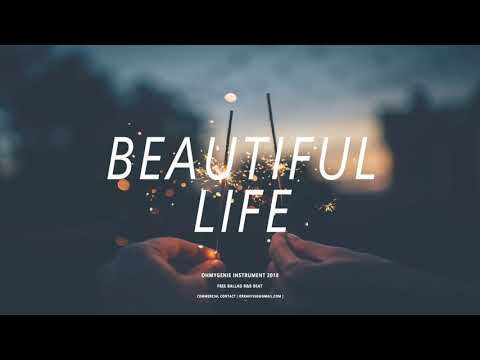 [FREE] 아름다운 피아노 타입 비트 | Beautiful Life | Ballad R&B Type Beat Instrumental
