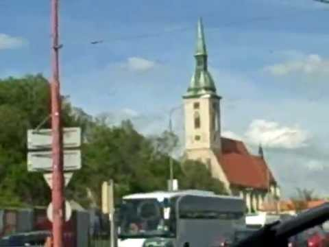 European Vacation 2010: Touring Bratislava