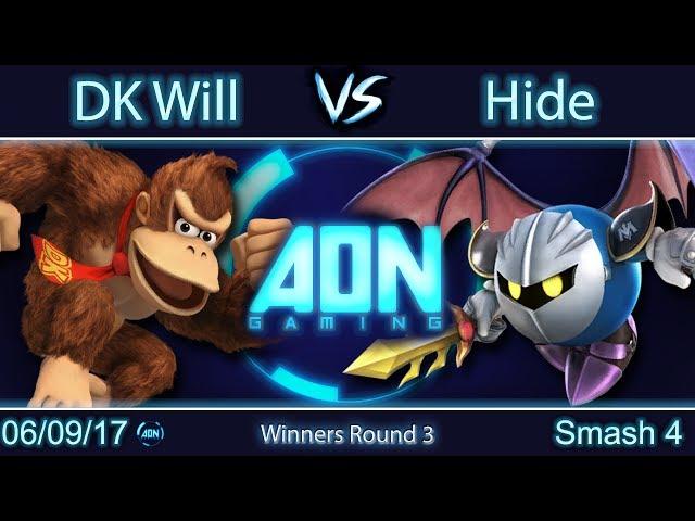 DK Will vs. Hide Winners Round 3