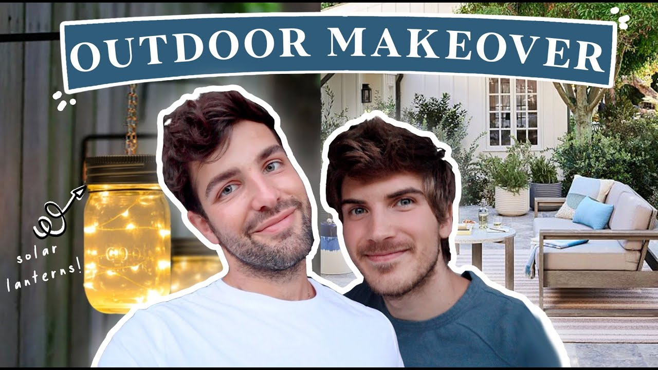 Dreamy Aesthetic Outdoor Patio MAKEOVER! feat. Joey Graceffa | UNMESS (My Ex) Ep. 4