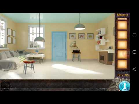 Escape Game The 50 rooms 3 Walkthrough All Levels - YouTube