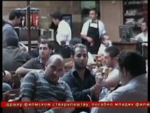 TRADITIONAL CAFE IN DAMASCUS ( RTRS )