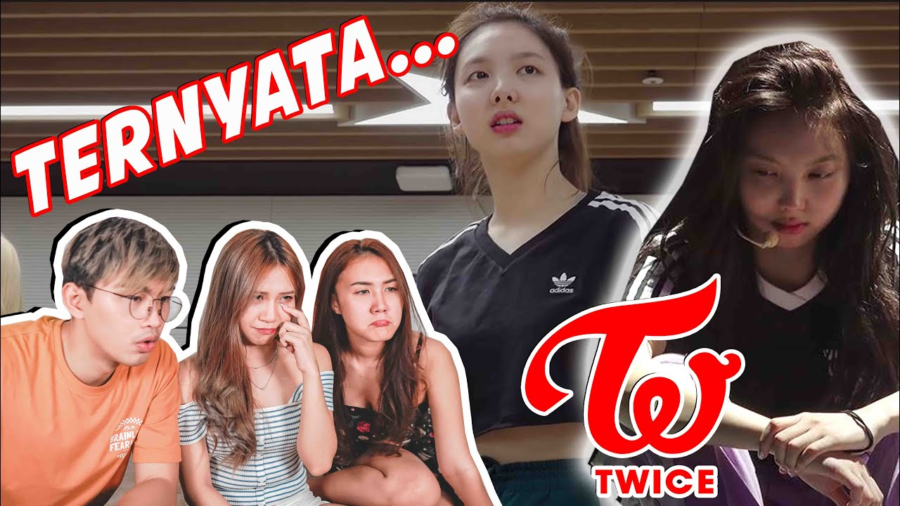 TERNYATA TWICE KAYAK GINI!! | DANCERS react to TWICE! #SamaSaya #KOREA_AN