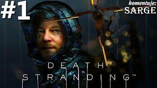 Zagrajmy w Death Stranding PL odc. 1 - Intrygujące dzieło Hideo Kojimy