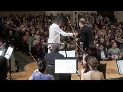 Казанский камерный оркестр La Primavera, Джамиль Шарифуллин/Брамс, Венгерский танец N 17