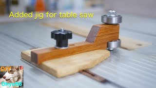 Another jig for table saw