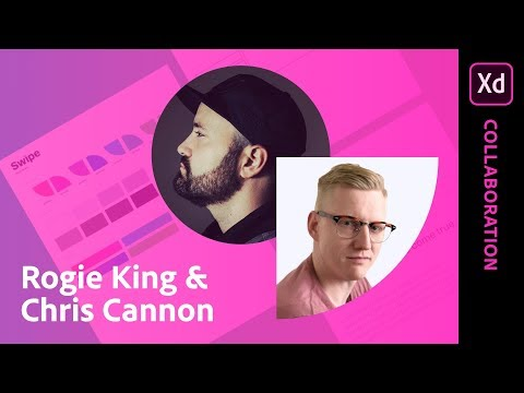 Illustrating For UI Design With Chris Cannon And Rogie King - 1 Of 2