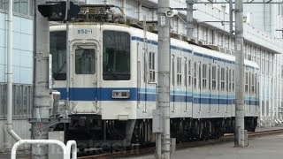 【東武850系 852F 南栗橋 検査入場!】東武800系、850系としては2年ぶりの検査入場。今後もしばらく使用予定か。