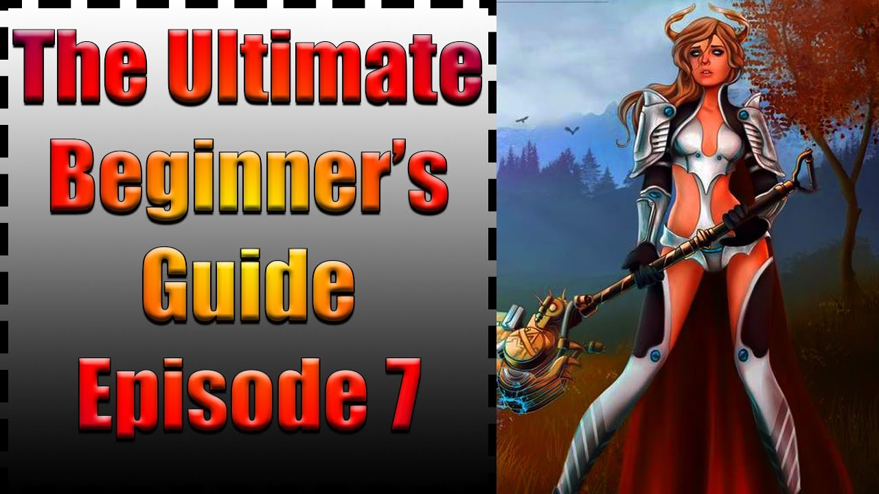 Skyforge The Ultimate Beginner's Guide – What to do after becoming a Junior God Episode 7