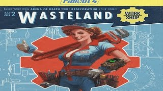 Первый Взгляд - Fallout 4 Wasteland Workshop DLC