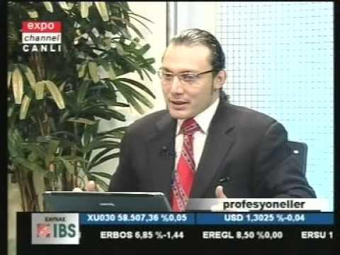 Expo Channel - Profesyoneller - İdris Akyüz - 06.03.2006