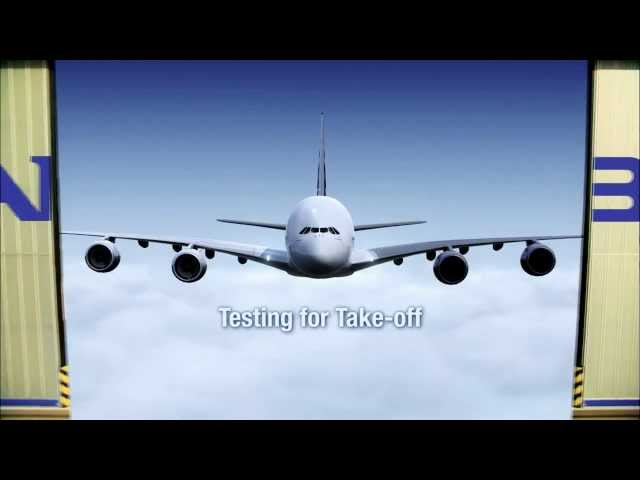 IABG Trailer - Aeronautics