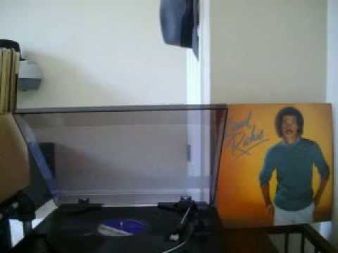 Lionel Richie - Serves You Right (LP Rercord)