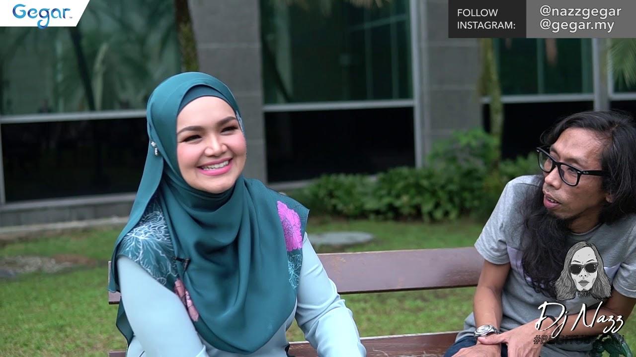 Begitu Begini Dj Nazz - Penantian 11 Tahun Cahaya Mata Dato' Sri Siti Nurhaliza