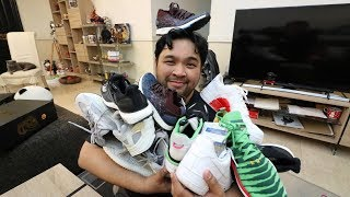 MY JAPAN SNEAKER HAUL