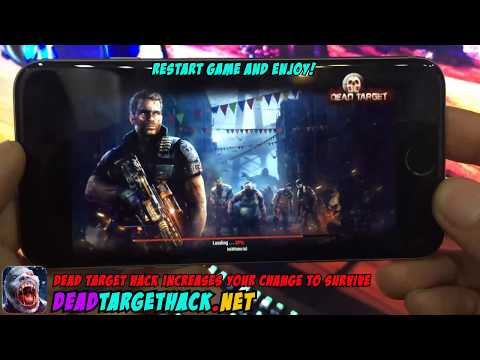 Dead Target Hack Gold 2017 (Android/iOS) Dead Target Zombie Cheats