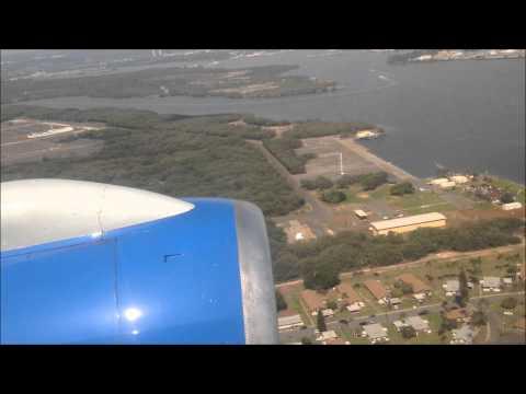 Allegiant 757-200 Landing Honolulu