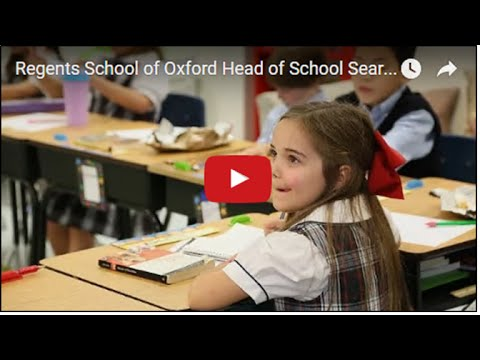 Regents School of Oxford HOS Search Introduction