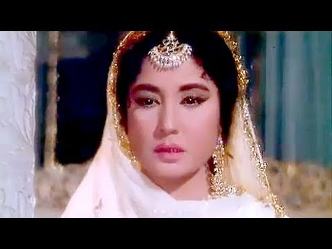 Ashok Kumar meets Meena Kumari - Bahu Begum Scene