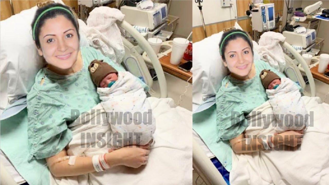 Anushka Sharma & Virat Kohli Blessed With A Baby Girl - YouTube