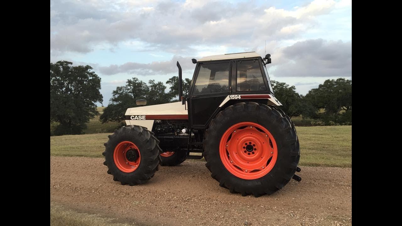 L3M3E: Tracteur CASE IH 1455 XL